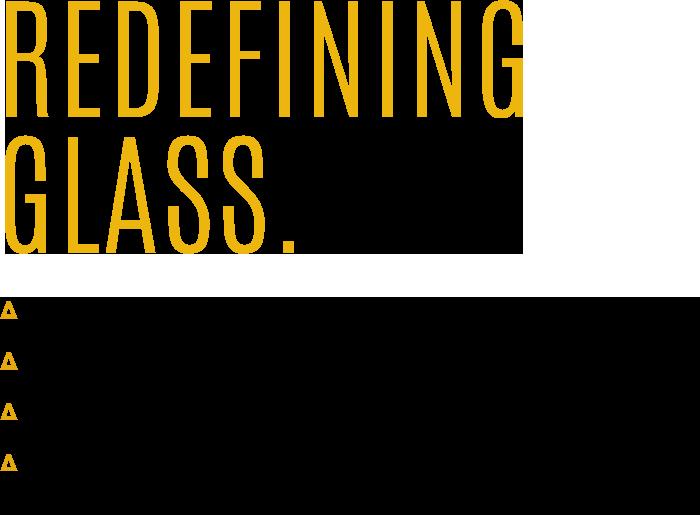 Redefining Glass