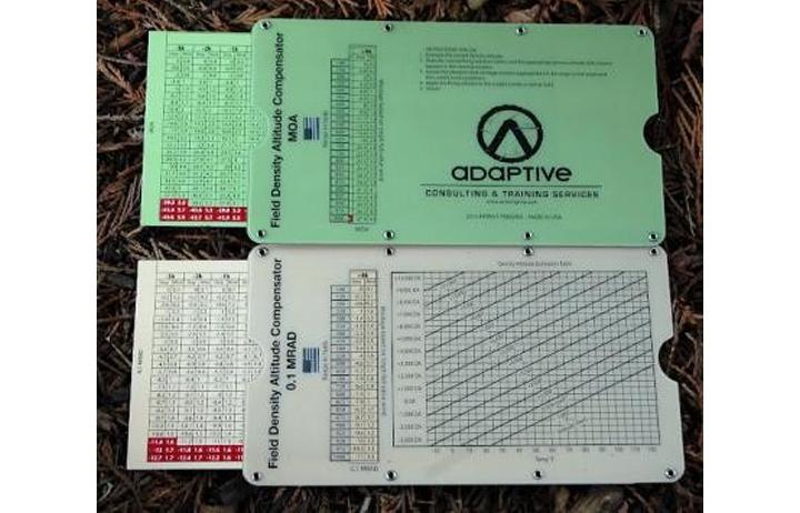 Adaptive Field Density | Altitude Compensator